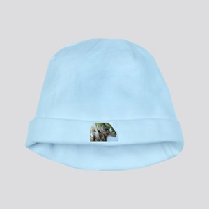 dead fish baby hat