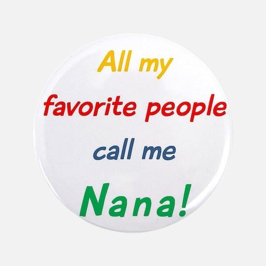 """Cute Call me 3.5"""" Button"""