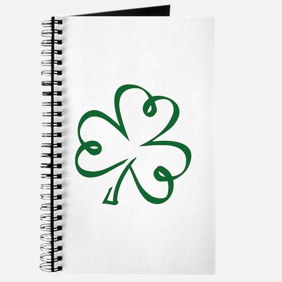 Shamrock clover Journal