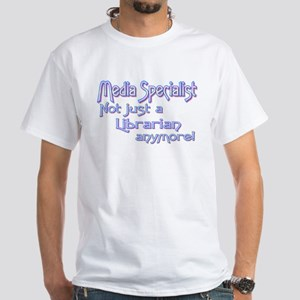 Media Specialist/Librarian T-Shirt
