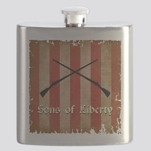 Sons of Liberty Flag Flask