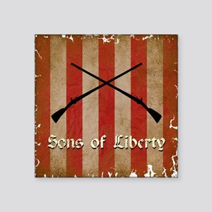 Sons of Liberty Flag Sticker