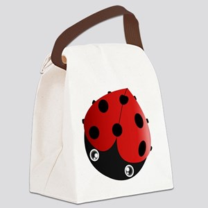 Ladylove Canvas Lunch Bag