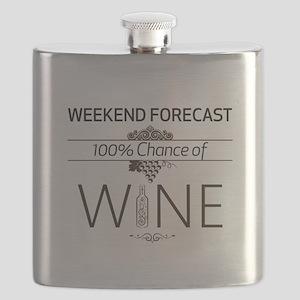 Weekend Forecast Flask