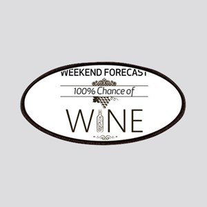 Weekend Forecast Patches