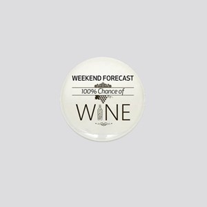 Weekend Forecast Mini Button