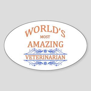 Veterinarian Sticker