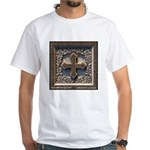Stone cross T-shirt