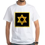 Star of David White T-shirt