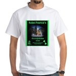 St Patrick's Georgetown White T-shirt
