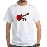 Guitar - Ty White T-shirt