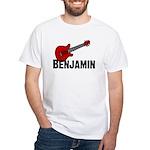 Guitar - Benjamin White T-shirt