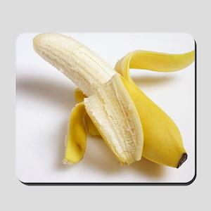 peeled banana Mousepad
