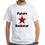 Future Rockstar White T-shirt
