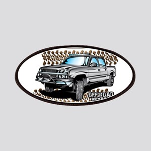 Chevy 4x4 Z71 Shirt Patches
