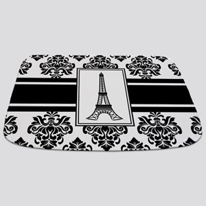 Eiffel Ornamental Stripe Bathmat