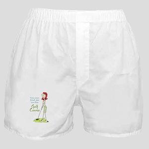 Golf Course Boxer Shorts