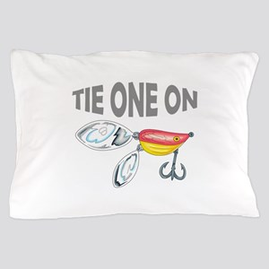 TIE ONE ON Pillow Case