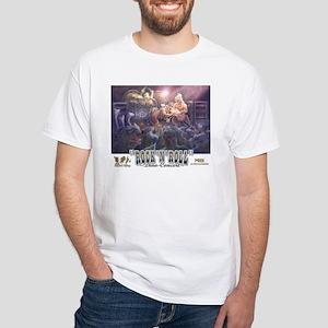Dinosaur Concert White T-shirt