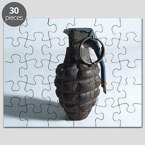 grenade Puzzle