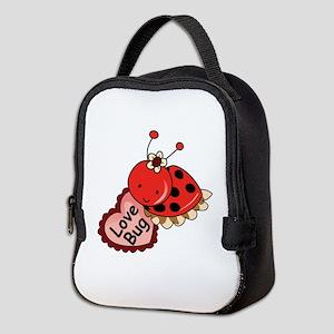Love Bug Neoprene Lunch Bag