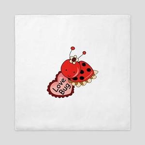 Love Bug Queen Duvet