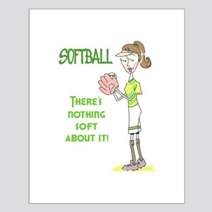 Softball Player Posters