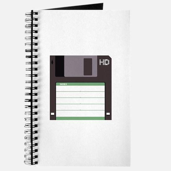 Floppy Disk Journal