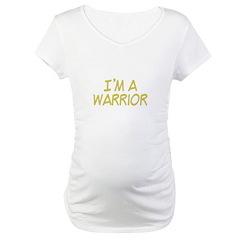 I'm A Warrior [Yellow] Shirt