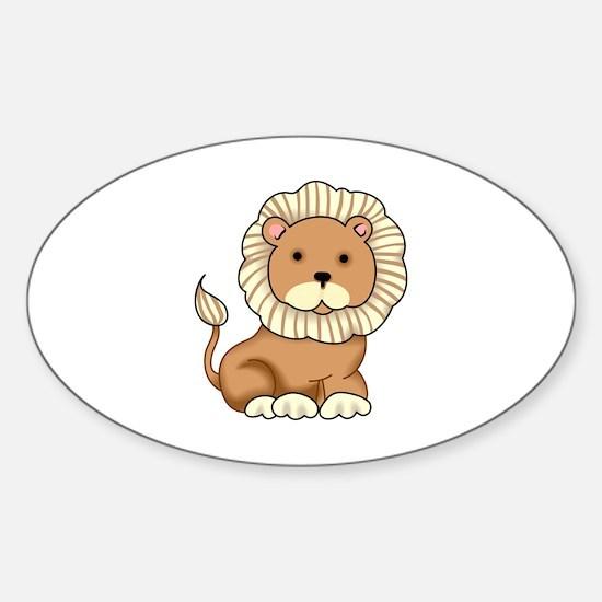 NOAHS LION Decal