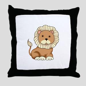 NOAHS LION Throw Pillow