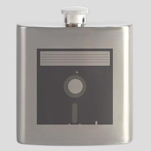 Diskette Flask