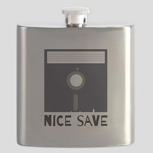 Nice Save Flask