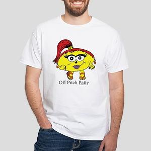 Off Pitch Patty White T-shirt