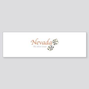 NEVADA Bumper Sticker