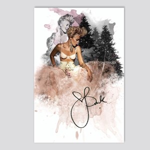 Pink Illusion Postcards (Package of 8)
