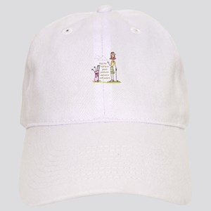 LIE IN GREEN PASTURES Baseball Cap
