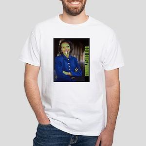 CONDOLIZARD RICE - White T-shirt