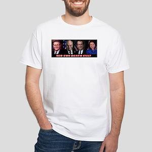NEO CON DEATH CULT - White T-shirt