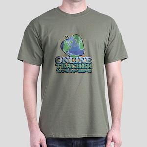 World Is My Classroom Dark T-Shirt