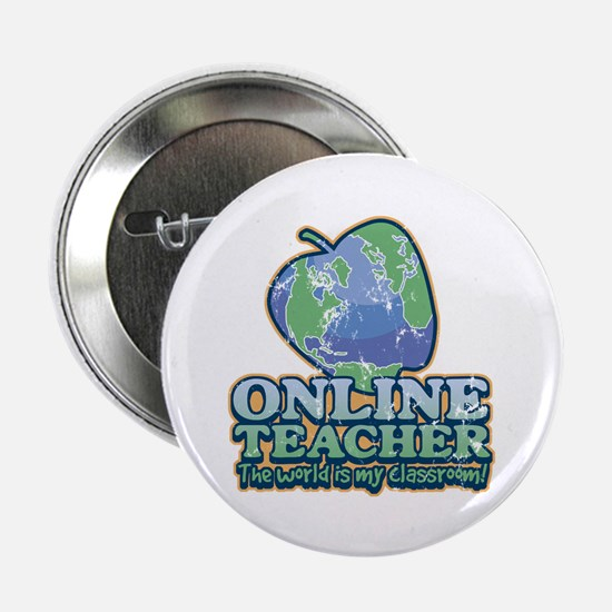 World Is My Classroom Button