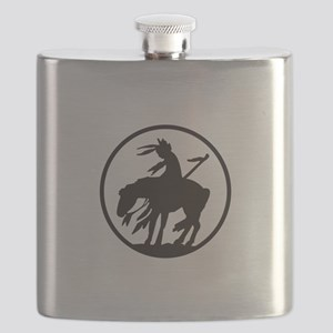 AMERICAN INDIAN OPEN Flask