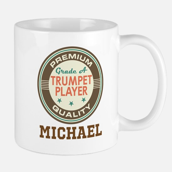 Trumpet Personalized Gift Mugs