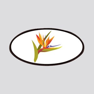 BIRD OF PARADISE Patches