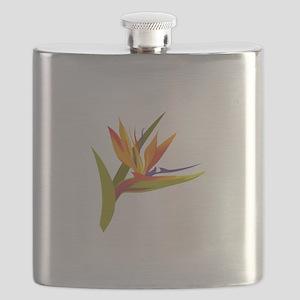 BIRD OF PARADISE Flask