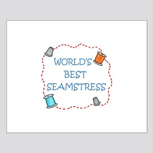 World's Best Seamstress Posters