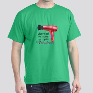 Licensed To Make You Fabulous T-Shirt