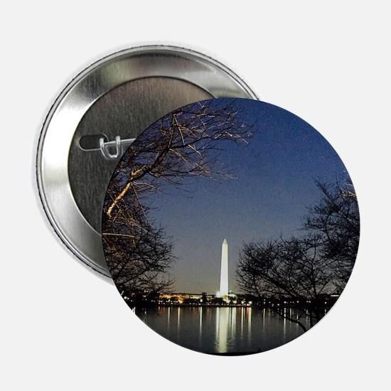 """Washington Monument  2.25"""" Button"""