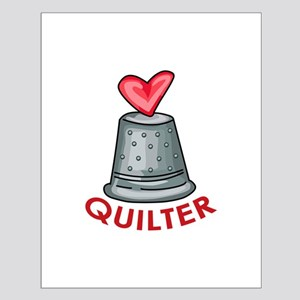 Quilter Posters
