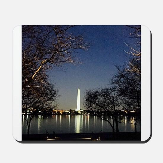 Washington Monument Mousepad